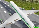 Airplane Fly 3D Flight