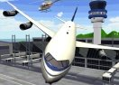 Airplane Parking Manie 3D