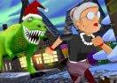 Angry Gran Run: Christmas Village