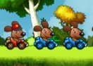 Animal Buggy Racing