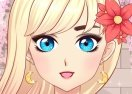 Anime Girl Fashion Dress Up & Makeup
