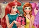 Anna & Ariel Dressing Room