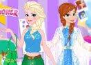 Anna & Elsa: Spring Trends