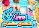 Anna Tattoo Studio 4
