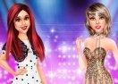 Ariana and Taylor at The Music Awards