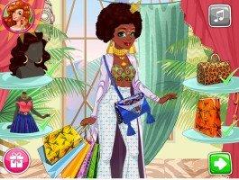 Jogo Around the World: African Patterns