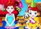 Baby Lulu's Birthday