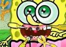 Baby Spongebob Dentist
