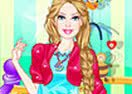 Barbie Baby Sitter Dress Up