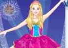 Jogar Barbie Ballerina Dress Up