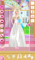 Barbie Bride Dress Up - screenshot 2