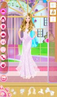 Barbie Bride Dress Up - screenshot 3