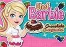 Barbie Chef Chocolate Cheesecake