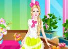Jogar Barbie Florist Dress Up
