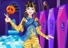 Jogar Barbie Monster High Dress Up