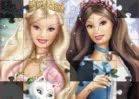 Jogar Barbie Princess Puzzle