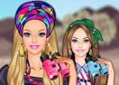 Barbie Travels to Africa