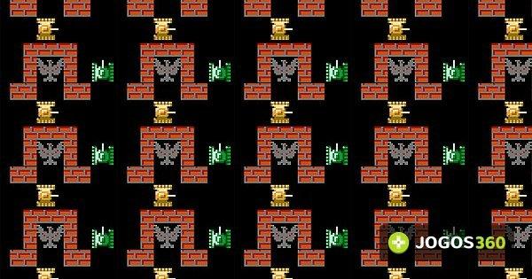 Tank Trouble 1 >> Jogo Battle City no Jogos 360