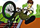 Ben 10 Bicycle Motocross