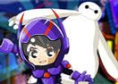 Big Hero 6 vs Zombies