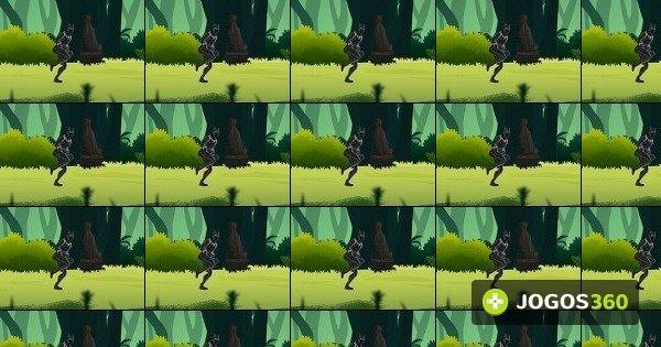 Jogo Black Panther Jungle Pursuit No Jogos 360