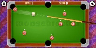Blast Billiards 2014 - screenshot 1