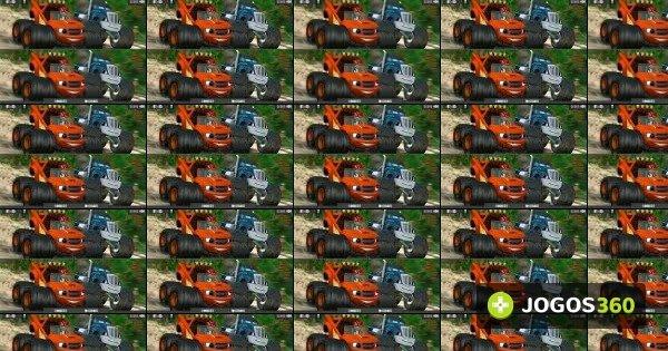 Jogo Blaze Differences No Jogos 360