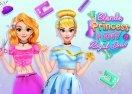 Blonde Princess DIY Royal Dress