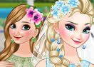 Bride Elsa e Bridesmaid Anna