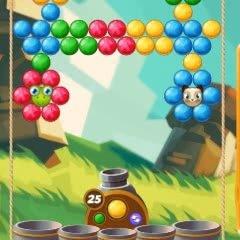 Bubble Shooter Team Battle