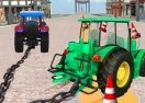 Chained Tractor 3D