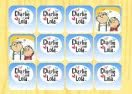 Charlie and Lola Memory Game