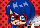 Chibi Ladybug Coloring Book