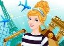 Cinderella Goes To Paris