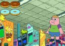 Clarence: Eat The Donuts