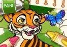 Color Me: Jungle Animals