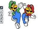 Jogar Coloring Mario