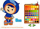 Coloring Team Umizoomi Characters