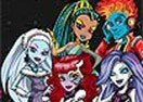 Colorir as Meninas de Monster High