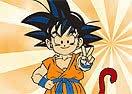 Colorir Goku Garoto