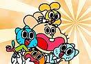 Colorir Gumball e Amigos