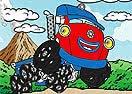 Colorir Jack de Trucktown
