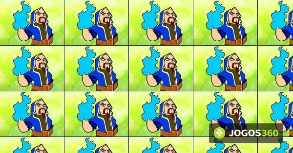 Jogo Colorir Mago De Clash Royale No Jogos 360