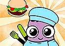Colorir o Moy Cozinheiro