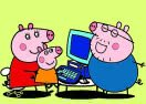 Colorir Peppa Pig no Computador