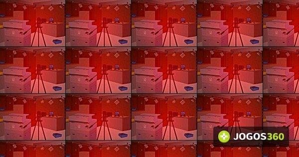 Jogo Darkroom Escape No Jogos 360