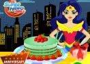 DC Super Hero Girls: Cake Decoration