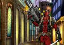 Jogo Deadpool Dress Up Online Gratis