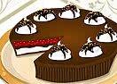 Decorar o Bolo de Chocolate