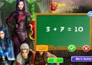 Descendants - Puzzle, Messy and Math